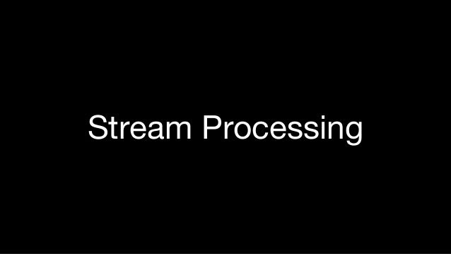 Schemas • Options In streaming applications • Schema bundled with every record • Schema registry + id in record • Schema f...