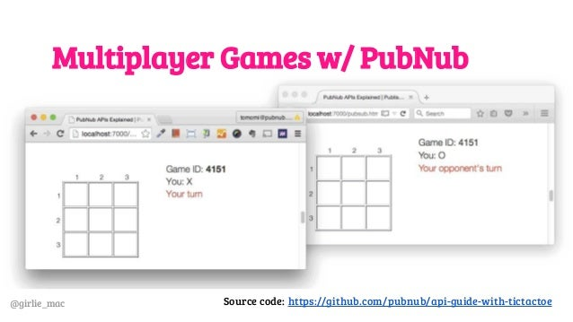 Building Realtime Javascript Apps with PubNub