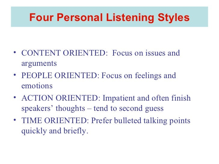hearing and orient listening behaviors Professional tools for hearing care professionals in order  counseling tools  child hearing assessments evaluate a child's individual listening behaviors,.