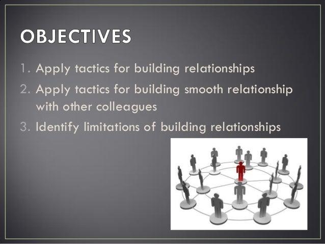 Building Relationships Slide 2