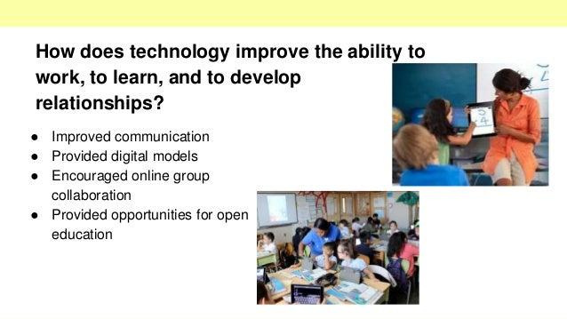 ● Change in student & teacher roles ● Increased motivation/self esteem in students & teacher Technology Strengthens Classr...