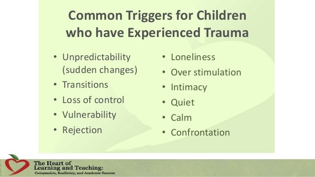 ADVERSE CHILDHOOD EXPERIENCES CONSEQUENCES OF BIOLOGICAL OUTCOMES COGNITIVE •Slowed language development •Attention proble...