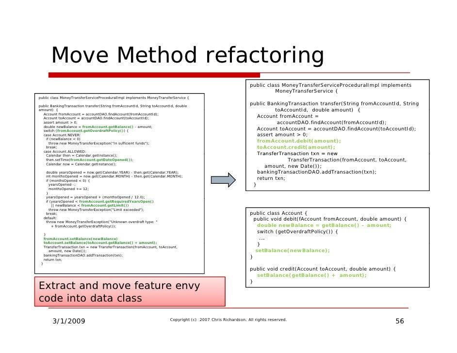 Building Rich Domain Models Slide 56