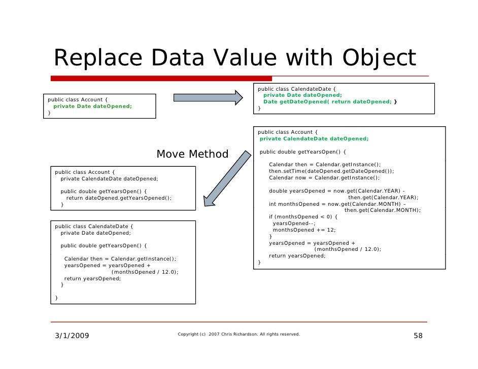 Building Rich Domain Models Slide 58