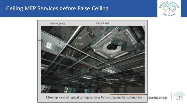 MEP- Building services