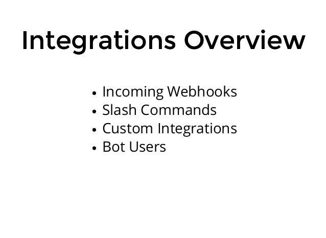 Building Slack Apps with Ruby – Kirill Shevchenko Slide 2