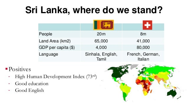 Building Sri Lankan Brand: Putting Sri Lanka on the Open Source Map