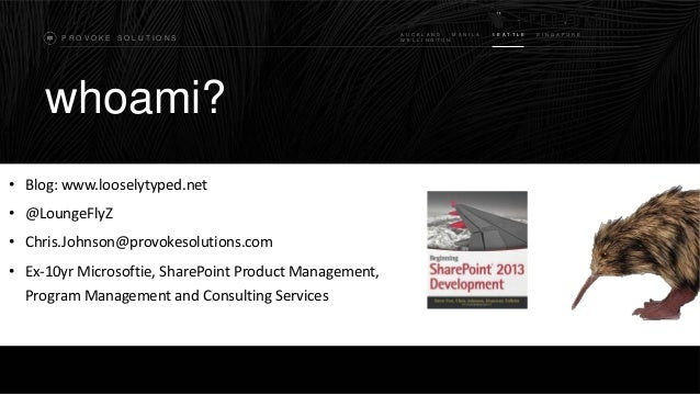 SharePoint Saturday Redmond - Building solutions with the future in mind Slide 2