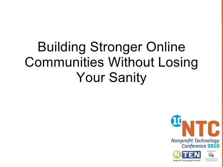Building Stronger Online Communities Without Losing Your Sanity