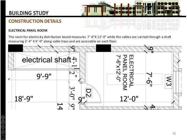 Building study report