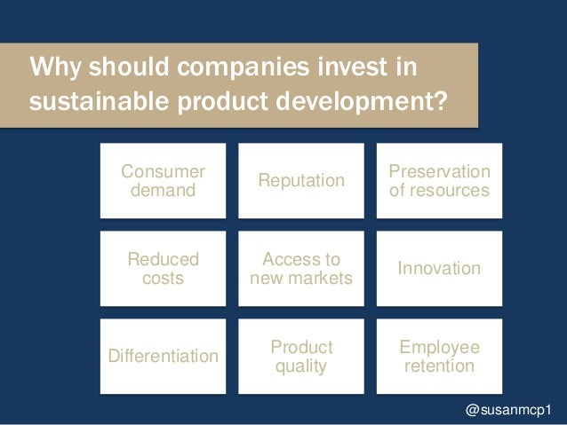 Building Sustainability Into Product Development Slide 3