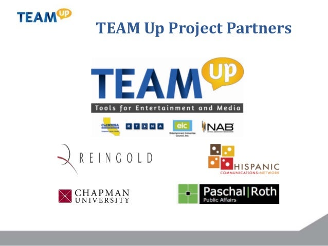 TEAM Up Project Partners