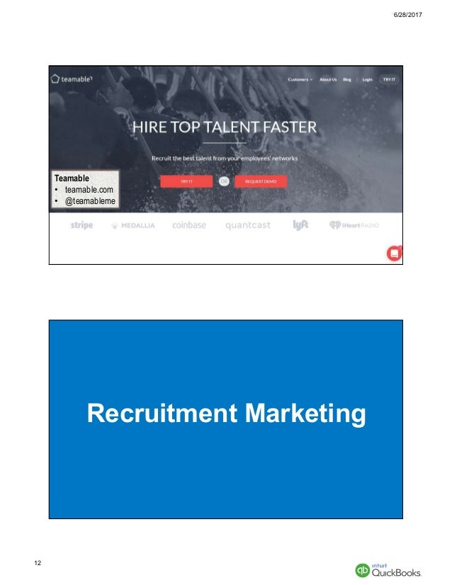 Talent42 2017: Building the Best Recruiting Tech Stack
