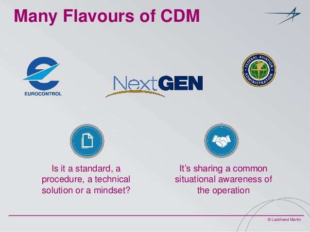 Many Flavours of CDM  Is it a standard, a procedure, a technical solution or a mindset?  It's sharing a common situational...