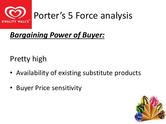Unilever ice cream market strategy