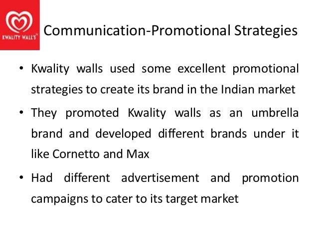 unilever ice cream market strategy Case study unilever  national ice cream producer (inmarko) by unilever — leading  the markets of unilever presence (this strategy.