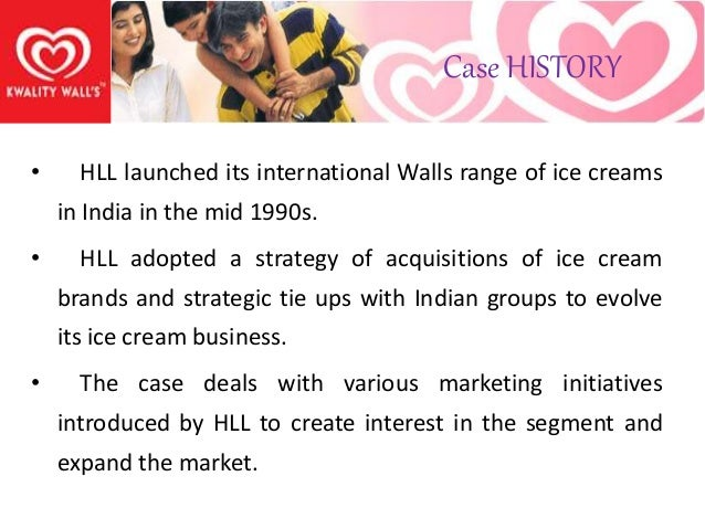 history of ice cream in india