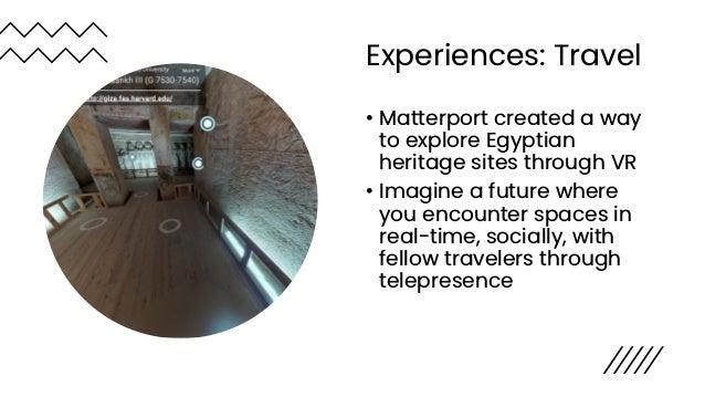Experiences: Automotive • Design Collaboration • Simulating autonomous vehicles • Selling (virtual showrooms)