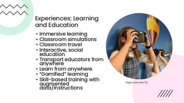 Experience: Volumetric Livestreaming Brings immersive livestreaming into the realm of any 3D space Featured Left: EF EVE