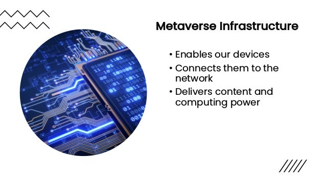 """The metaverse is not """"a"""" metaverse. It is the next generation of the Internet: a decentralized multiverse, led by a new an..."""