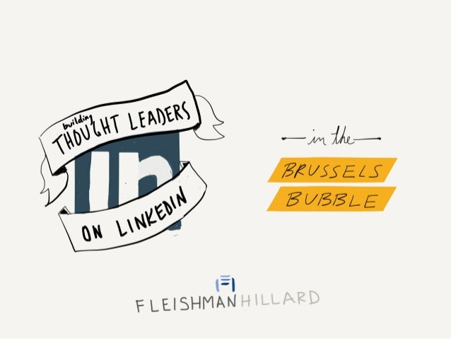 Building thought leaders on LinkedIn