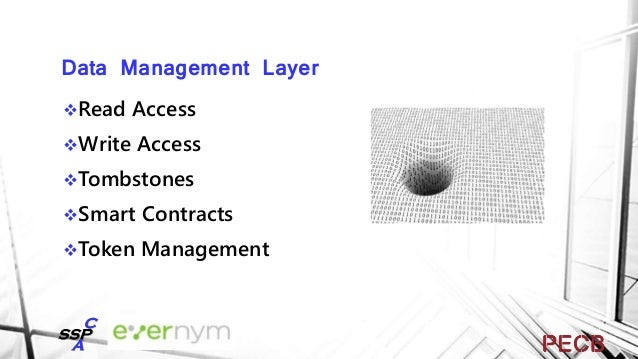 User Management Layer Permissioned / Permissionless Systems Trusted Roles Administrators Users IAM Systems Enrollmen...