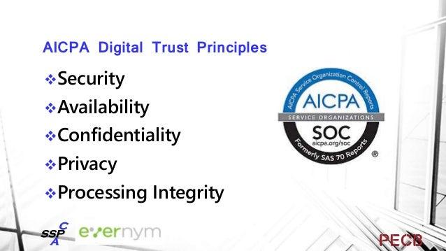 Trust Criteria Procedures & Operations Information Technology Criteria Accreditation Body TRUST F R A M E W O R K Vendor A...