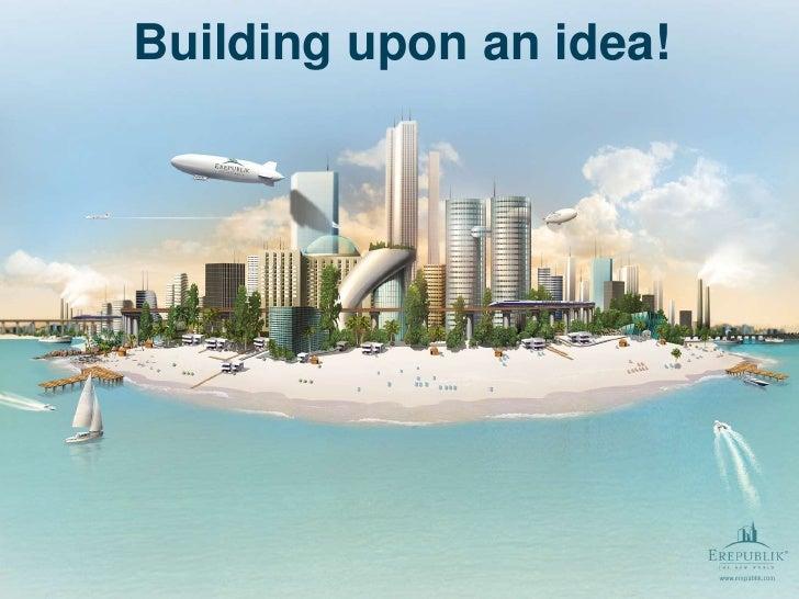 Building upon an idea!<br />