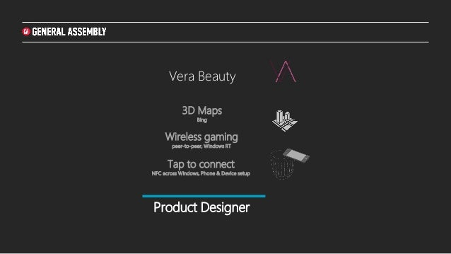 Intro to Wireframing, HCD & Design Thinking Slide 2