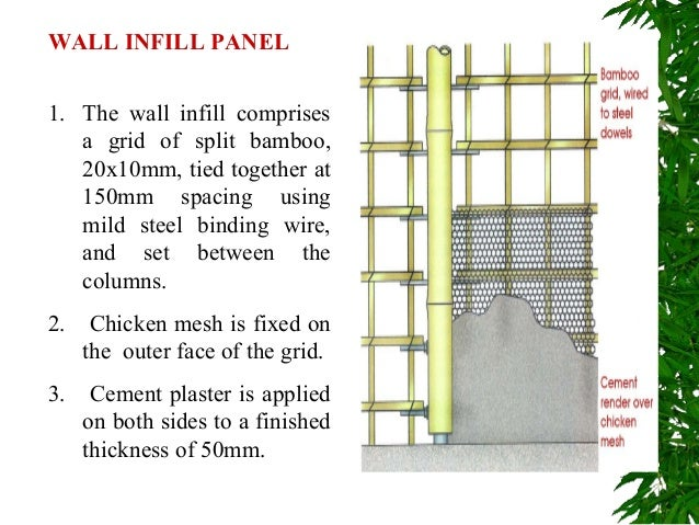 WALL INFILL PANEL ... Pictures