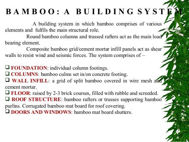 BAMBOO: ...