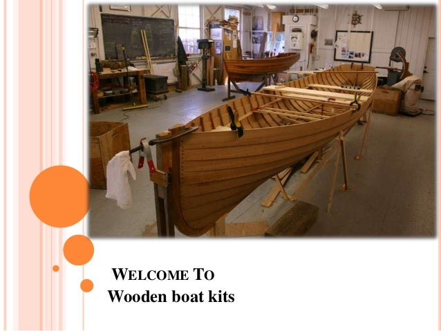 Building Wooden Boats Is Now An Easy Construction