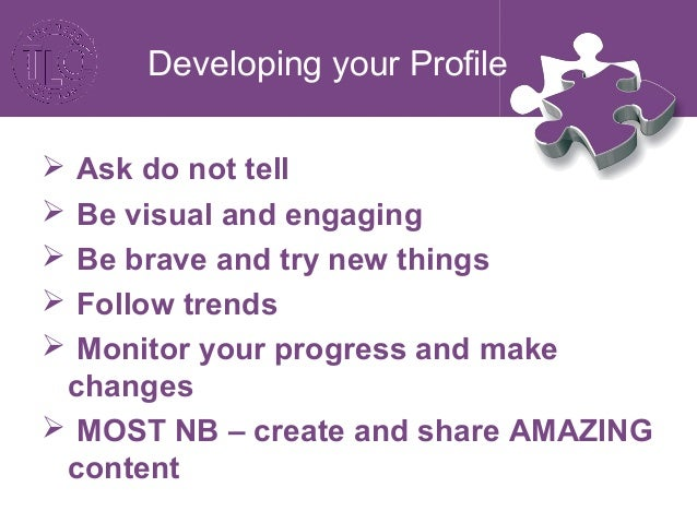 Social Media: Content that works! Post a video or great image Use links Ask questions or use the poll feature on Facebo...