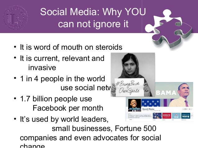 Benefits of Social Media Marketing • Increased brand awareness • Improved brand loyalty • Opportunities for conversions (s...