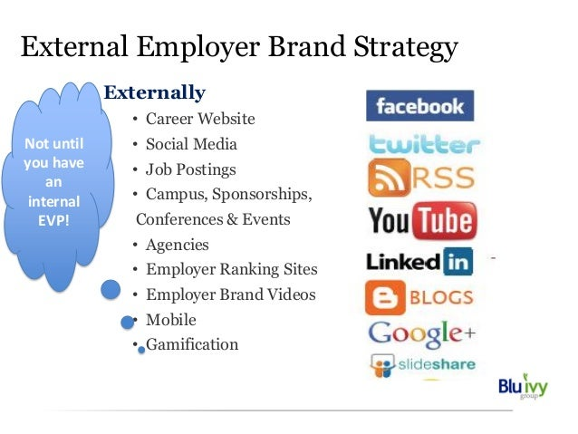 Building Your Employer Brand Strategy Stacy Parker