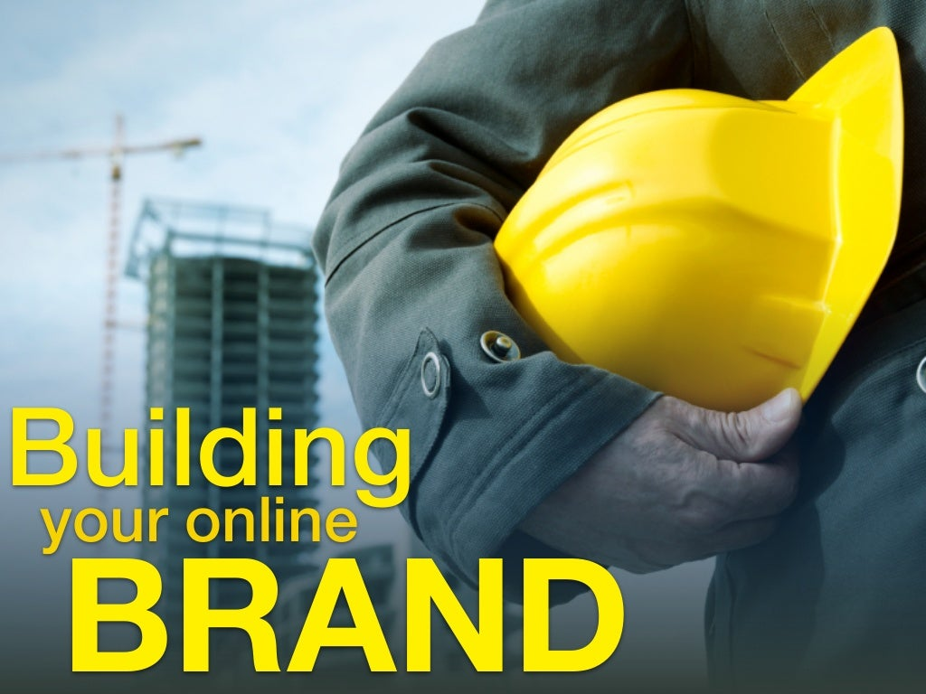 Building Your Online Personal Brand