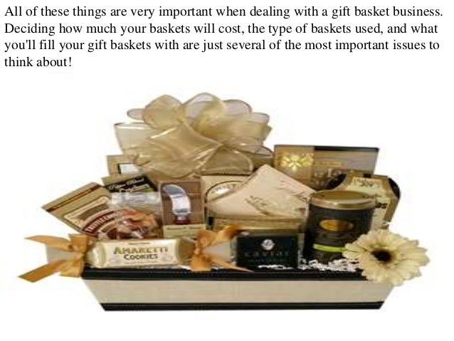 Building your gift basket business unnecessary 5 negle Image collections