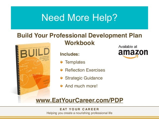 Build Your Professional Development Plan How to Create a Career Plan – Pdp Templates