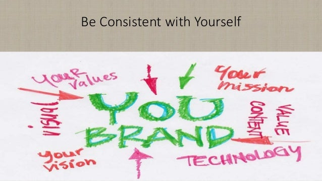 Ted talk personal branding