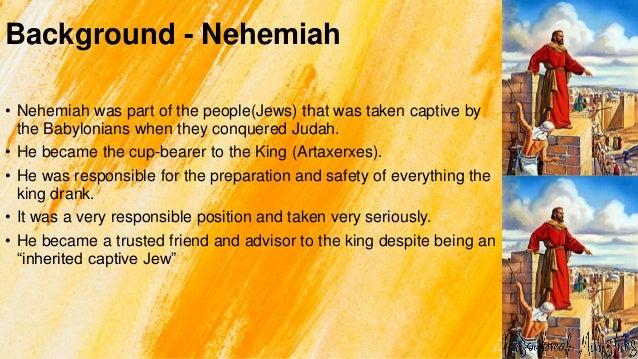 Building your Spiritual Wall : Nehemiah  Slide 2