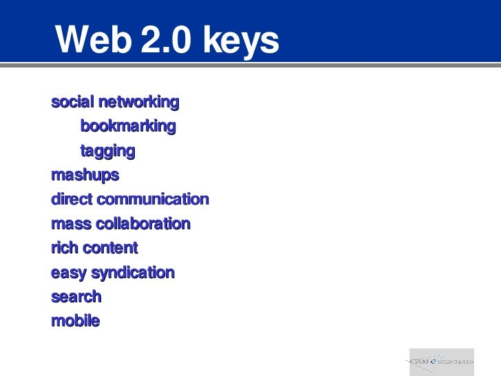 Buildinng and Keeping A Good Rep in the Web 2.0 World Slide 3