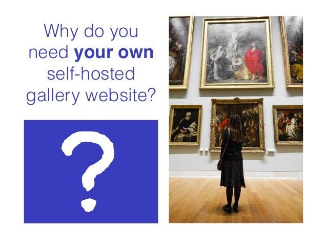 Build An Artist Portfolio Website With Bluehost