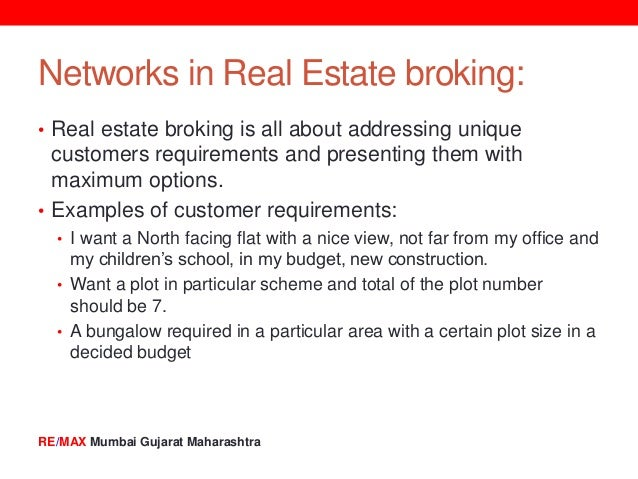 how to build a real estate network