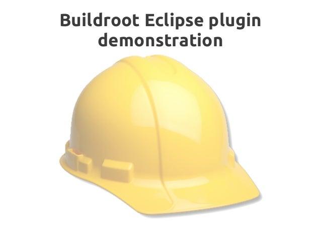 Buildroot Eclipse plugin demonstration