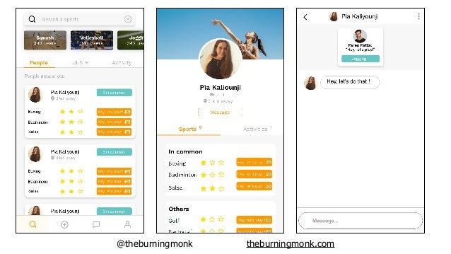 Build social network in 4 weeks Slide 2