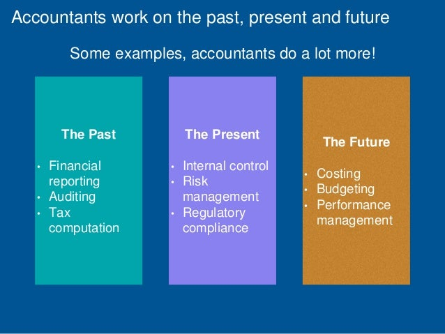 build your career as a professional accountant ppt