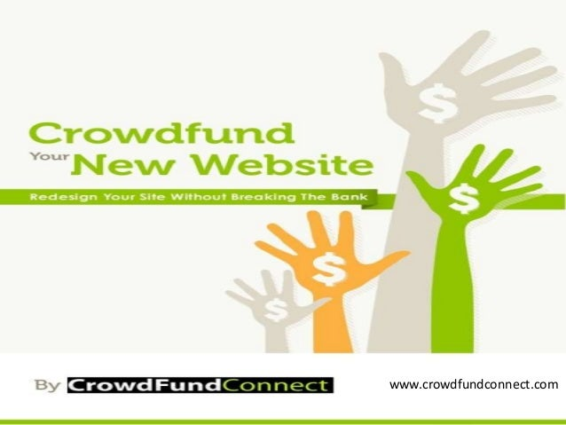 Build your own crowdfunding site for Build your own home website