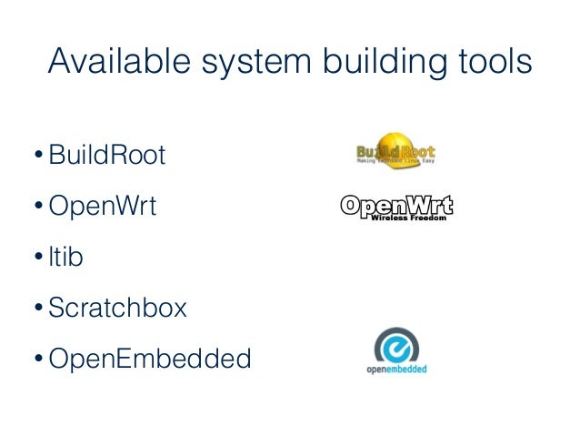 Build your own embedded linux distributions by yocto project