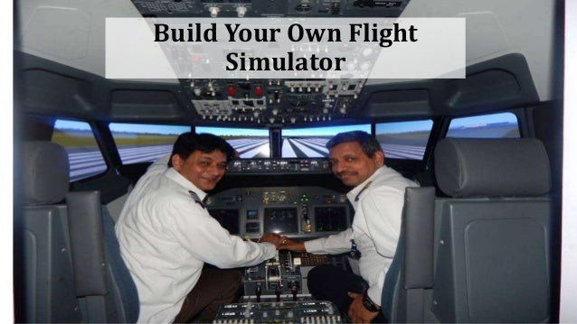 Build Your Own Flight Simulator Bing Images