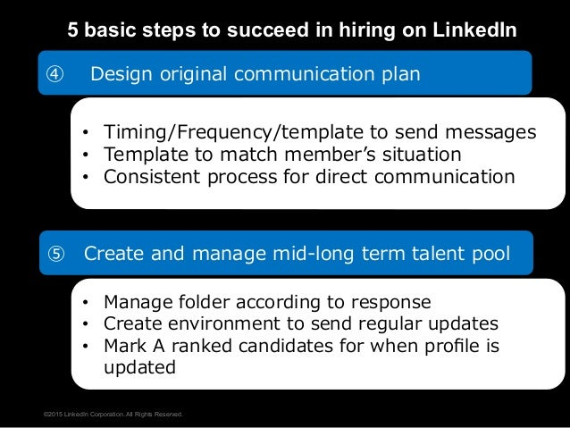 build your social recruiting strategy make the most of linkedin
